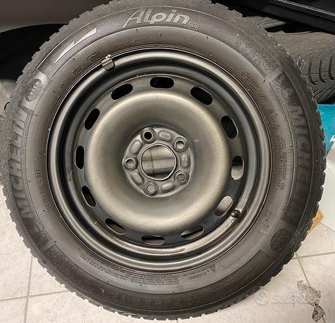 Cerchi Ford c-Max 1600 tdci 66kw