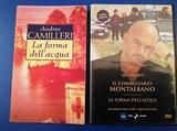 Andrea Camilleri libro e dvd