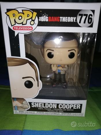 Funko Pop Sheldon Cooper