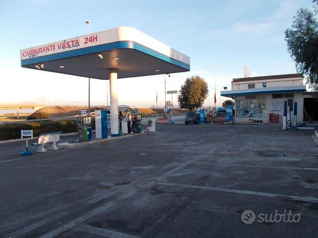 "Distributore di benzina ""Vasta"", Ischitella"