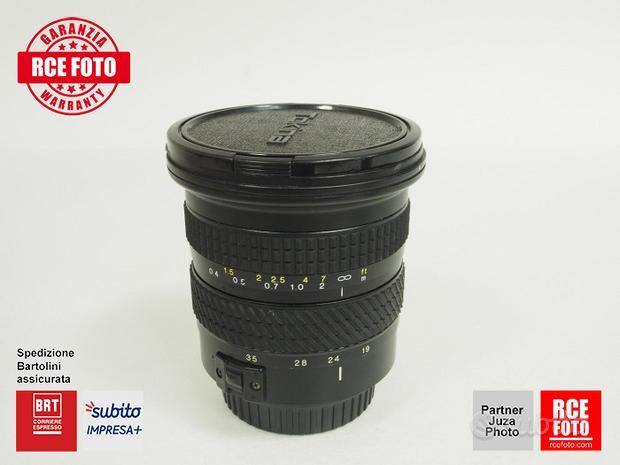 Tokina Af 19-35 F/3.5-4.5 (Canon)