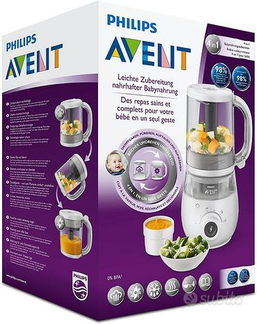 Philips Avent EasyPappa 2.0 4 in 1