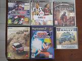 Lotto videogiochi PS1, PS2, PS3, PC