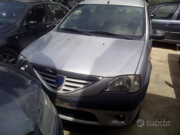 Dacia logan ricambi