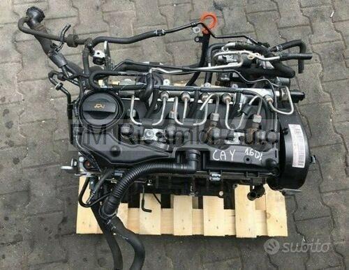 Motore VW 1.6 tdi CAY 2014