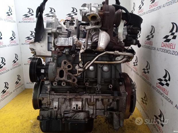 Motore fiat 1.3 multijet 95cv 70kw 330a1000
