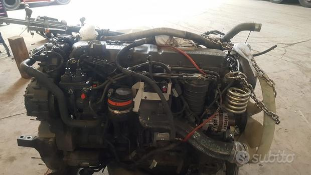 Motore iveco stralis 460 euro 6