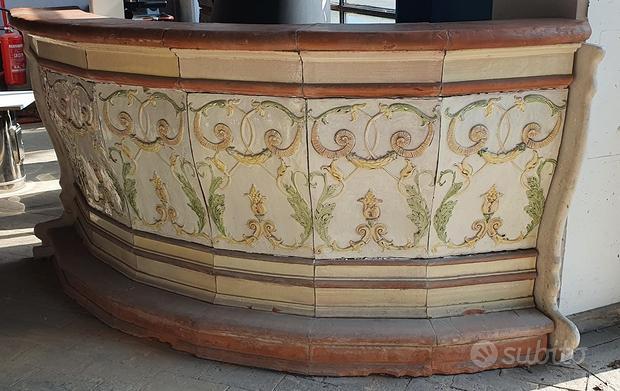 Bancone Bar Ceramica