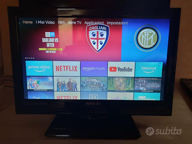 Tv led 16 pollici Inno-hit (no 4k)