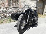 Sidecar kmz 750