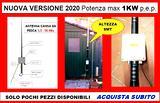 LK940.1K nuova 2020 ANTENNA HF VERTICALE CANNA DA