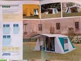 Tenda da campeggio 6 posti