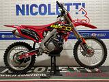 Honda crf 250 anno 2010 full