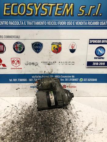 MOTORINO D' AVVIAMENTO NISSAN Note 1° Serie 1400 b