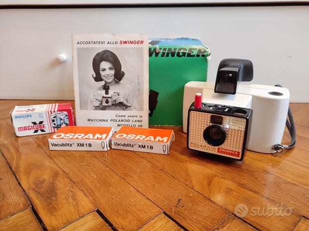 Macchina fotografica istantanea Polaroid swinger