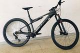 E-bike trek e-caliber 9.6 nero e-mtb