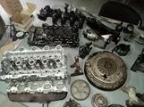 Ricambi motore ford c max o focus 1.6 tdci