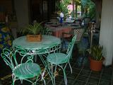 Sedie da giardino vintage