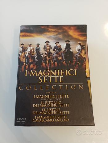 I magnifici sette DVD cofanetto