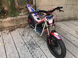 Mini trial elettrico honda Hrc