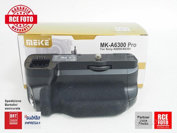 Meike MK-A6300 Pro battery grip per Sony A6300