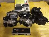 8 apparecchi fotografici analogici Minolta
