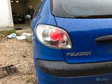 Fari posteriori Tuning Peugeot 206