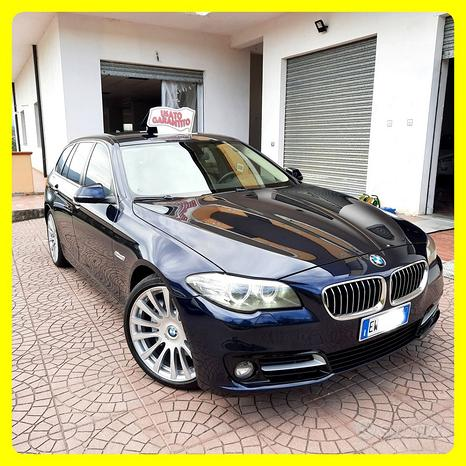 BMW New 525 D F11 SW 218 CV Business In Garanzia