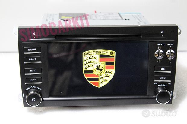 Autoradio Navigatore Android 10 X Porsche cayenne