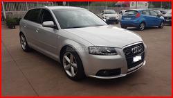 Audi a3 sportback sline benzina 116cv#rate permute