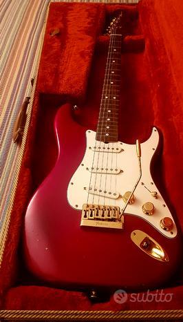 "Fender Stratocaster ""THE STRAT"" Anno 1983"