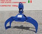 Pinza Legna IPL700 +STAFFA TUTTO INCLUSO