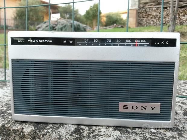 Radio Sony 4R-51 SIX TRANSISTOR
