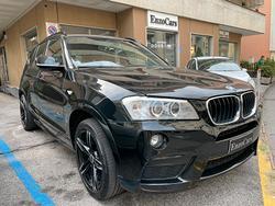 X3 X-drive M-SPORT GANCIO TRAINO