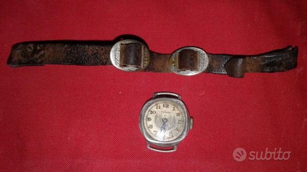 Orologio da polso antico anni '50 Medana