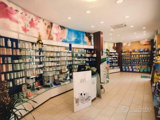 Arredamento Parafarmacia, Farmacia o Profumeria