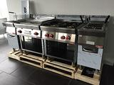 Cucina Completa a gas tutto inox serie 70