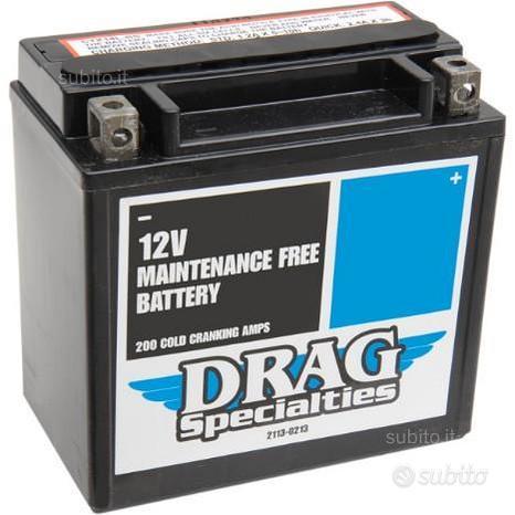 Batteria AGM Maintenance-Free Drag Specialties x H