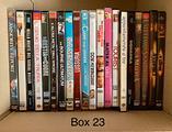 (Box 23 - 24) film dvd ex-noleggio