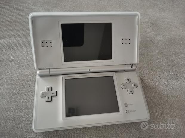 Nintendo DS Lite + custodia + cover