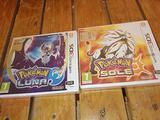 Pokemon Sole e Pokemon Luna 3ds