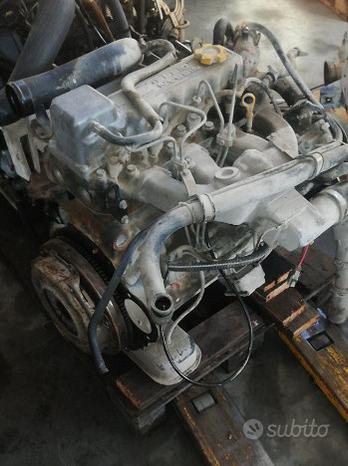 Motore Fiat Ducato, uso ricambi