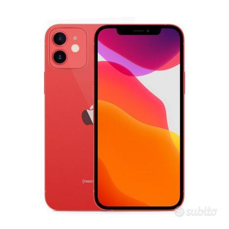 IPhone 12 mini Product Red 128gb