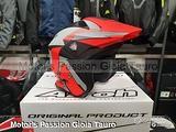 AIROH Casco Jet Trial TRR S - Pure - Orange Matt