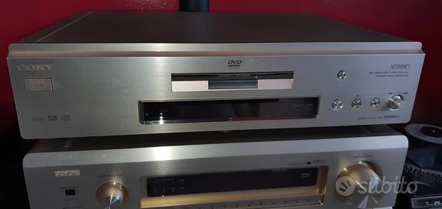 Dvd,sacd,sony dvp-ns999es