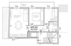 Rif. 205 Appartamenti nuovi varie metrature