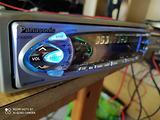 Hi FI car PANASONIC CQ C7703 ALPINE CDE9873R