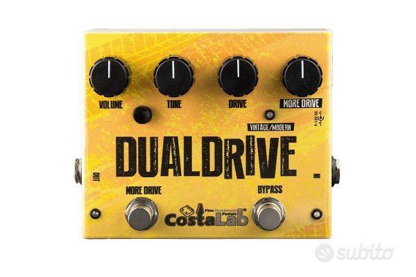Pedale Chitarra Costalab Dual Drive Overdrive