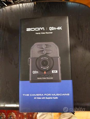 Audio video - ZOOM Q2n-4K