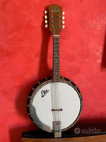 Banjo mandolino 8 corde Meazzi